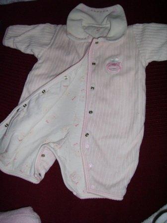 Combinaison New Baby - 1 mois