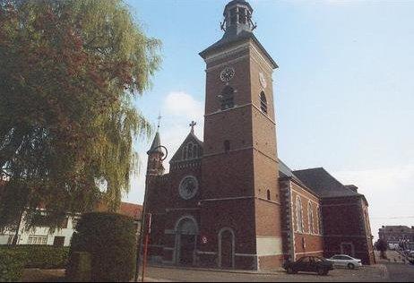 Église Sainte Waudru
