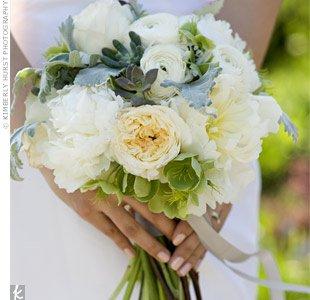 bouqeut mariée