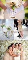 idée demoiselles d'honneur et bouquet