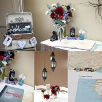 travel-theme-wedding