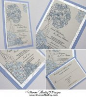 Lynnes-Blue-Hydrangea-Watercolor-Hand-Painted-Wedding-Invitation-by-Shanon-Medley-Copy-2