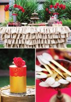 gypsy-themed-dessert-table