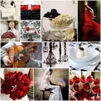 seville spain roses lace