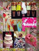 Floral-theme-board