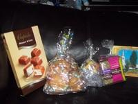 Les confiseries et biscuits