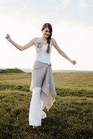 Pantalon de mariée1