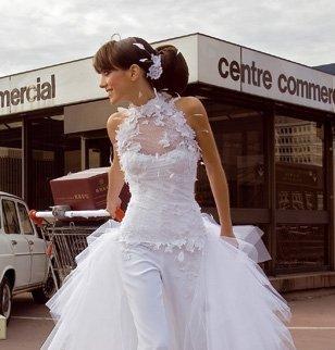 Pantalon de mariée 2