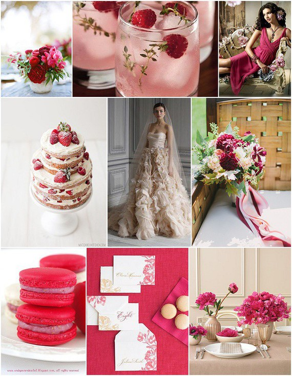 raspberry-wedding-ideas