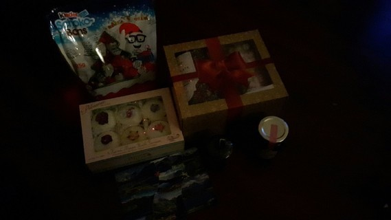 l'ensemble des cadeaux