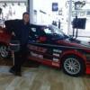 BMW compact touring car