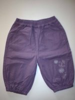 Pantalon doublé - 12 mois - 1€