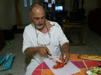 prepa tomates