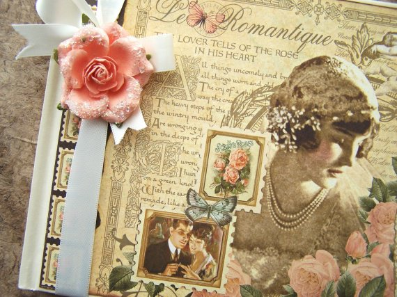 http://www.etsy.com/listing/45588552/wedding-guest-book-vintage-inspired