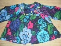 blouse catimini theme foret enchantee 6 mois VENDU
