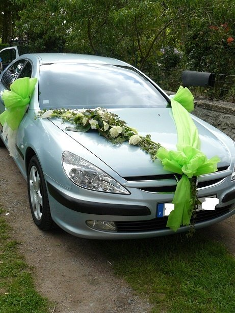 idee decoration voiture mariage with idee decoration voiture mariage elegant voiture mariage. Black Bedroom Furniture Sets. Home Design Ideas