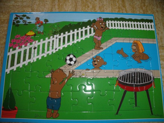 Barbec neuf 1e