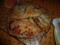 Mahjouba à la viande hachée