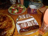 Mille feuilles & eclairs