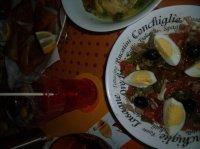 Salade mechouia poivrons