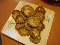 Beignets d'aubergine