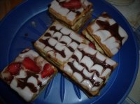 Mes Millefeuilles 2012