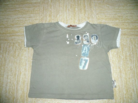T shirt en 5 ans 1e