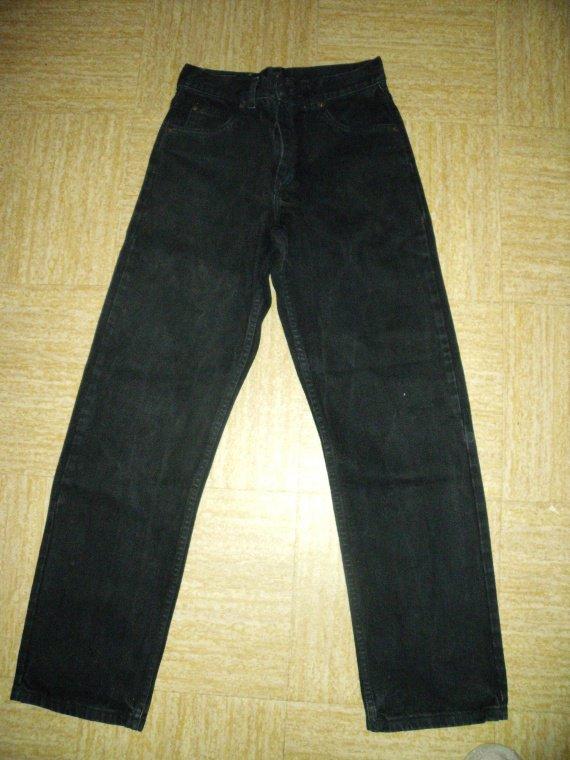Jeans noir LEE 12 ans 6e
