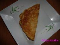 Crêpe jambon/fromage PP/PL