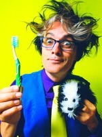 Jonathan Wizard brosse té Dents