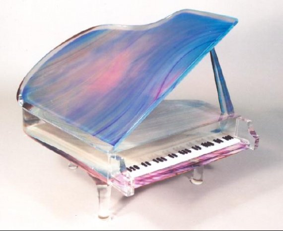 rosin-piano
