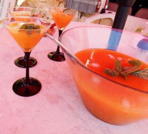 Cocktail Rhum/Abricot