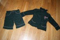 Ensemble Sergent major veste 5 ans et pantalon 6 ans 10€