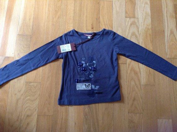 T-shirt manche longue 4 ans OOXOO