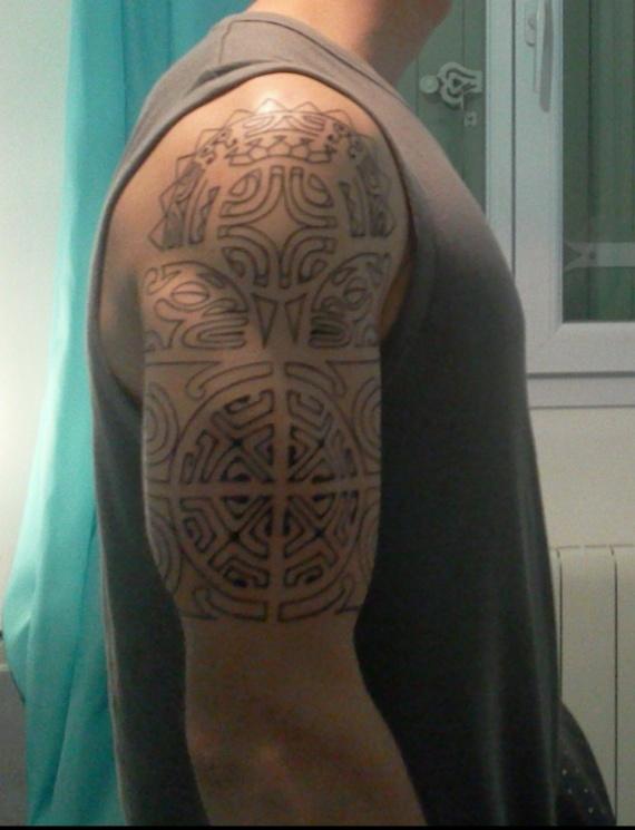 tattoo bras