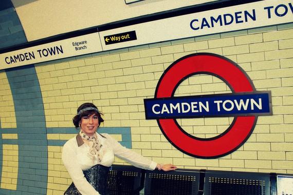 Maéva Gémini London trav