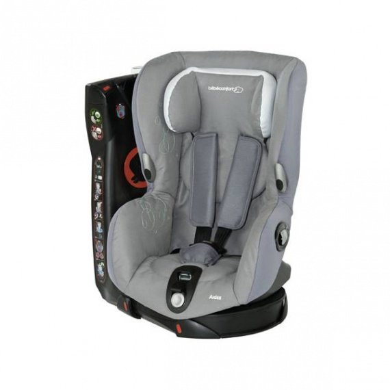 bebe-confort-axiss-groupe-1-steel-grey