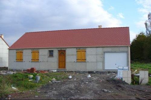 maison de facade