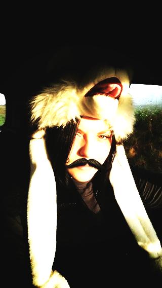 moustache doti