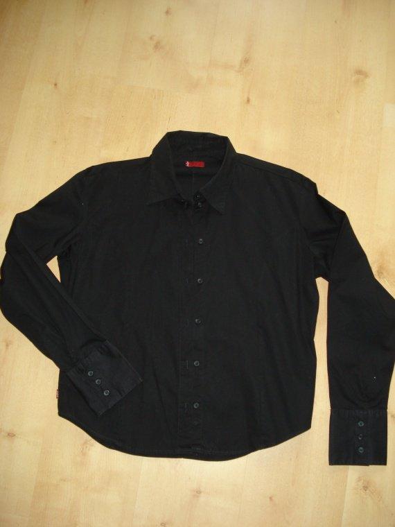 TL (38/40) Chemise noire Levi's neuve 10€