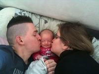 Laurène - papa & maman