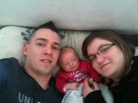 Laurène - papa & maman fatiguée