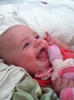 Laurène 4 mois - 3