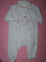 2€ Pyjamas Kitchoun  3mois