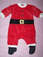 2€ Pyjamas Noël 3mois