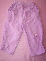 2€ Pantalon léger  2ans