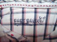Vue de la chemise TAO 12 mois