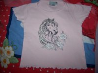 2€ Tee-shirt taille 92 ( 2ans 1/2 - 3ans )