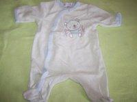 1.50€ Pyjamas Kitchou 1 mois