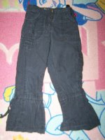 DON Pantalon Okaidi 3 ans bien porter